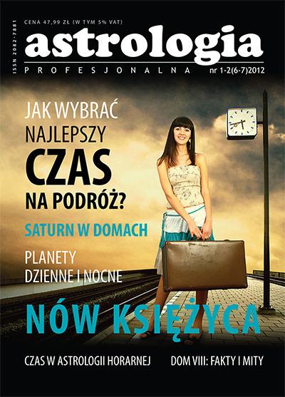"""Kwartalnik """"Astrologia Profesjonalna"""" nr 1-2(6-7)/2012"""